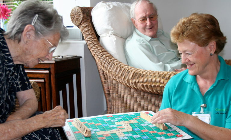 Living Well with Dementia at Home